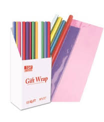cello paper gift wrap top grade products inc