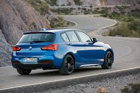 bmw 1 series premiere bmw 1 series facelift and editions