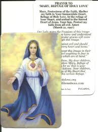 prayer card laminated prayer card 5 pack refuge of holy laminated