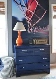 Gray And Orange Bedroom Boys Gray And Orange Bedroom Reveal Decorating Boys Room
