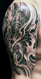 beautiful koi fish tattoo designs meanings tattoo for men