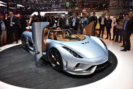 green koenigsegg regera koenigsegg regera hybrid bows in geneva ticktickvroom car blog