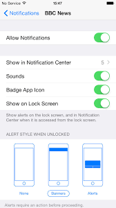 how to use settings in ios to configure your ipad or iphone