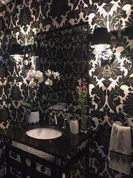 damask home decor home decor black damask wallpaper home decor decor modern on