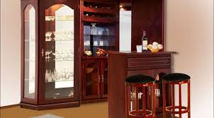 bar awesome prefab wet bar cabinets interior captivating rustic