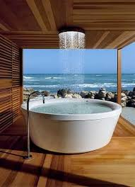 Traditional Bathtub Relax At Home With A Whirlpool Bath