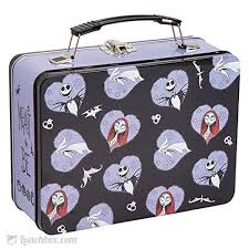 the nightmare before lunch box lunchbox