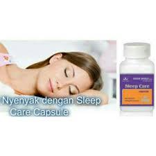 Obat Lelap saya menjual sleep care capsule green world obat tidur lelap