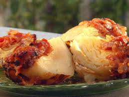 barbecued cabbage recipe paula deen food network