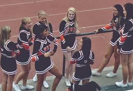 half moon bay high varsity cheerleading squad local