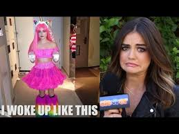 Pll Meme - lucy hale creates pll memes game youtube