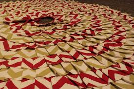 no sew ruffle christmas tree skirt the crafty blog stalker