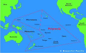 polynesia map of world polynesia islands travel information beautiful pacific holidays