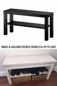 ikea bench hack ikea storage bench hack 12 ikea hacks for your entryway entryway