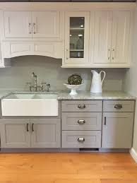 Alabaster White Kitchen Cabinets by Natalie Thibeault