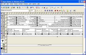 report builder templates oracle apps report output in excel format