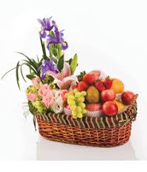 fruit flowers baskets fruit baskets singapore fruit baskets angel florist