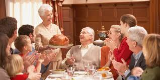thanksgiving families the big family holiday dinner reality check huffpost
