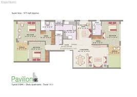 jaypee pavilion heights apartments in sector 128 noida
