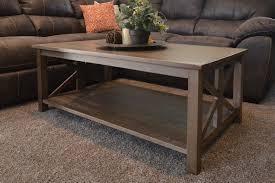 farmhouse coffee and end tables amazon com vibrant furnishings farmhouse style coffee table solid