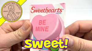 valentines day heart candy sweethearts conversation hearts candies s candy series