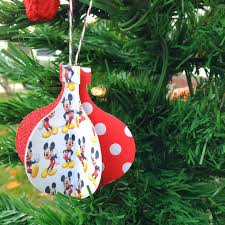 merryweather s cottage diy disney 12 days of ornaments