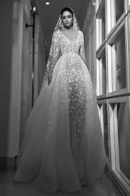 zuhair murad bridal couture a line wedding dress kleinfeld bridal