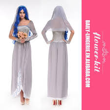 Corpse Bride Costume 2015 Corpse Bride Costume Halloween Cosplay Costume For Women