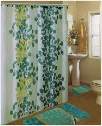 Matching Bathroom Shower And Window Curtains Mainstays 15 Bath Set Complete Bathroom Sets Target Sears