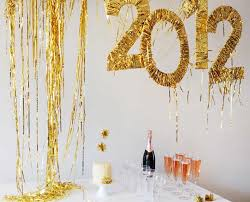 new years party decor 40 diy ways to host the best new year s party part ii sad