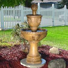 bird bath fountains u0026 birdbaths