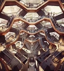 Journal Urban Design Home Thomas Heatherwick Unveils The Vessel Architect Magazine Urban