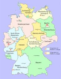 Bonn Germany Map by The Enthusiastic Genealogist 2016