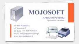 Networking Business Card Examples Business Cards Templates Computers Computer Repairer Computer