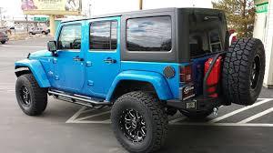 blue jeep blue 2014 jeep wrangler unlimited tsa