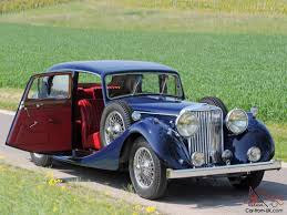jaguar mark iv car classics