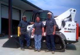 Kansas Vehicle Bill Of Sale white star machinery customers with their new bobcat compact equipment