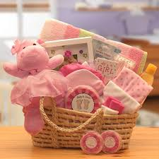 baby gift basket precious moses basket gift set