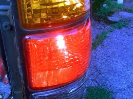 Brake Lights Wont Go Off How To Replace A Rear Brake And Turn Signal Light Bulb