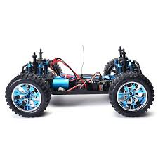 monster jam remote control trucks rc car 1 10 scale model off road monster truck 94111pro brushless