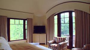 motorized shades and blackout curtains by back bay shutter company