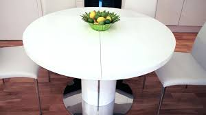 White Gloss Extendable Dining Table Dining Table Expanding Dining Table Cabinet Set Round Plans How