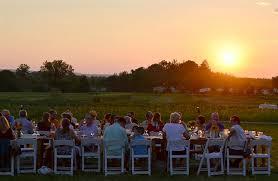farm to table dinner farm to table benefit dinner august 4 2012 the sylvia center