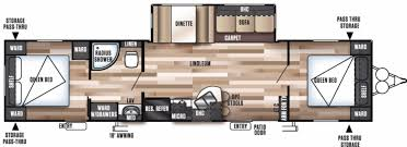 Cardinal Fifth Wheel Floor Plans 1998 Cardinal 5th Wheel Forest River Wildwood Rvs For Sale Camping World Rv Sales