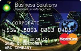 Minimum Font Size For Business Card Bp Fuel Cards Bp Fleet Cards Bp Business Solutions
