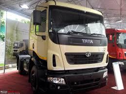 ac cabins for trucks mandatory from december 31 2017 team bhp