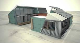 university of colorado solar decathlon house az containers