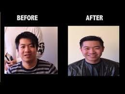asian combover cutting asian men hair perfect comb over asian transformation