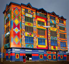 colorful building 1053 best multi colourful images on pinterest colorful