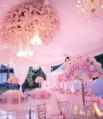 Hanging Decor From Ceiling by Wedding Decor Hanging Flowers Lanterns Chandeliers U0026 Lights